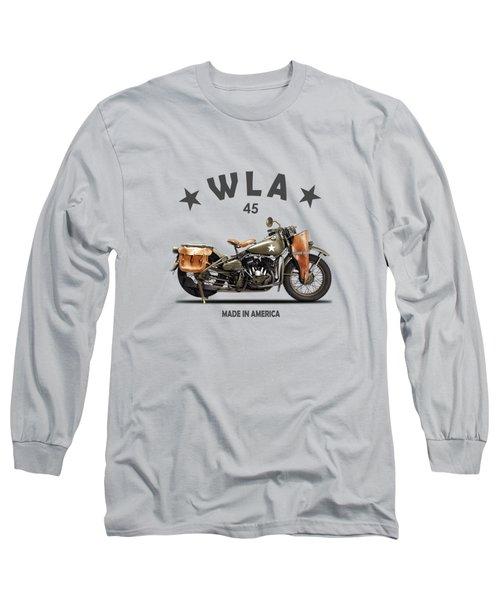 Harley Davidson Wla Long Sleeve T-Shirt