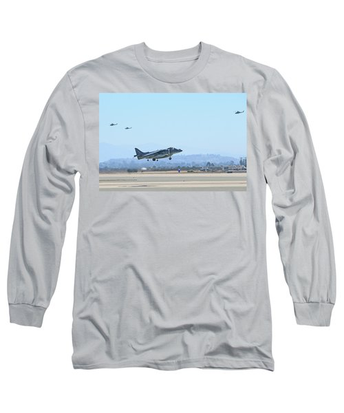 Harrier And Company Long Sleeve T-Shirt