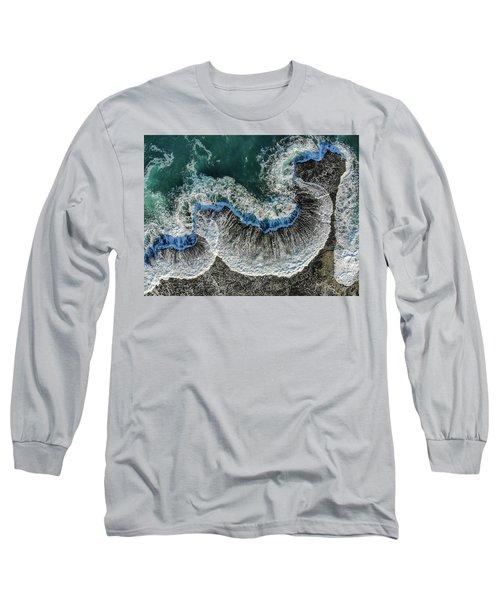 Heart Flash Long Sleeve T-Shirt