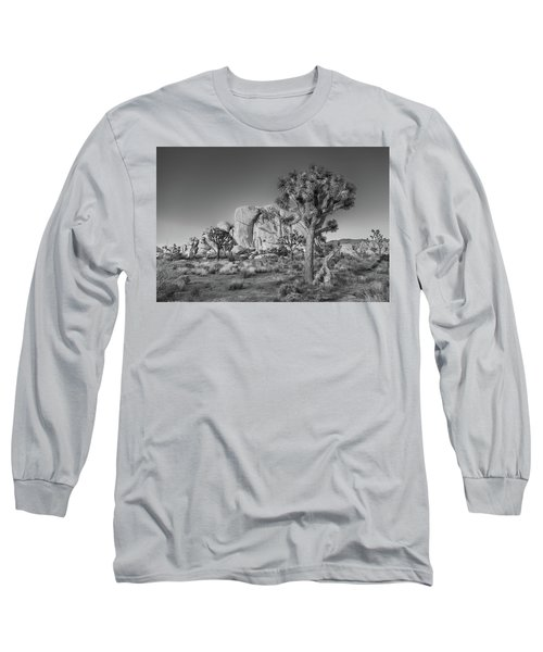 Hidden Valley Rock Long Sleeve T-Shirt