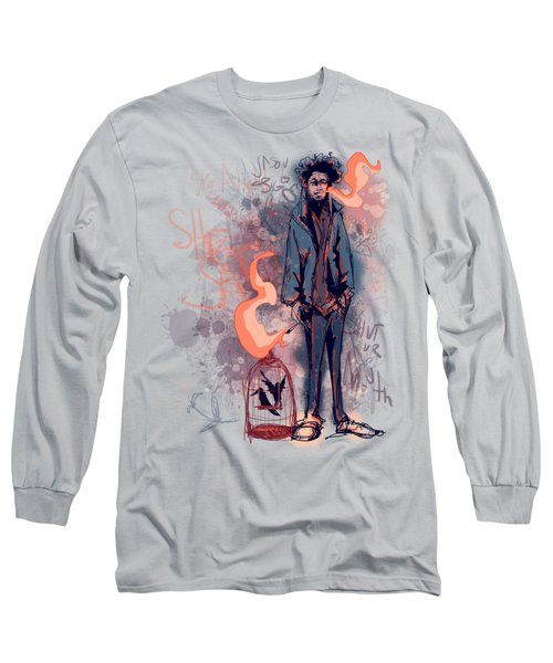 Hobo Long Sleeve T-Shirt