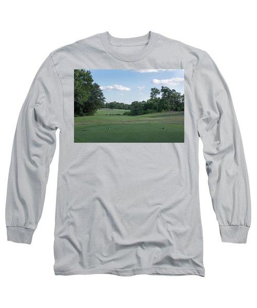Hole #10 Long Sleeve T-Shirt