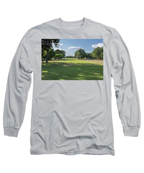 Hole #4 Long Sleeve T-Shirt