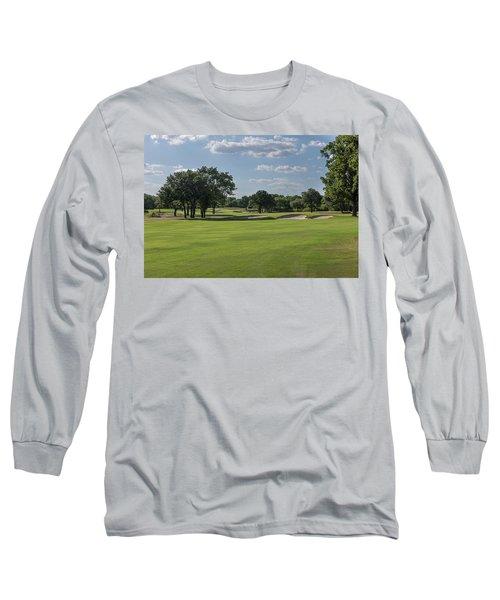 Hole #5 Long Sleeve T-Shirt