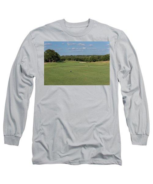 Hole #7 Long Sleeve T-Shirt