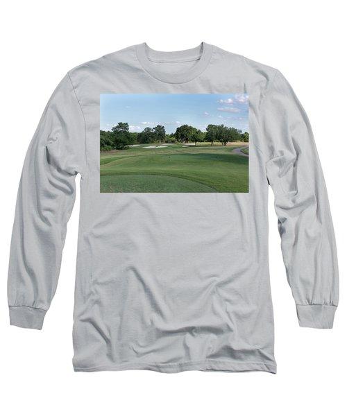 Hole #9 Long Sleeve T-Shirt