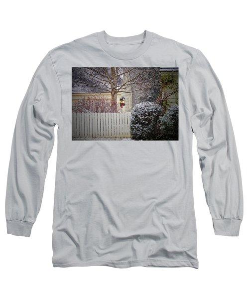Holiday Lantern Long Sleeve T-Shirt
