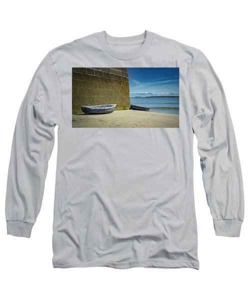 Holidays In St Ives Cornwall Long Sleeve T-Shirt