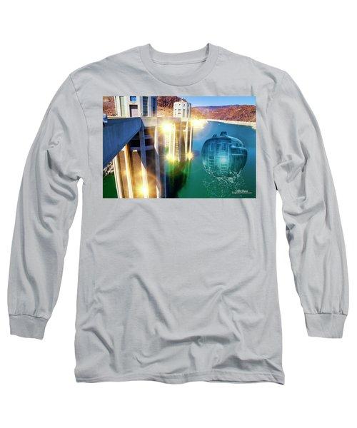 Hoover Intake Facility Long Sleeve T-Shirt