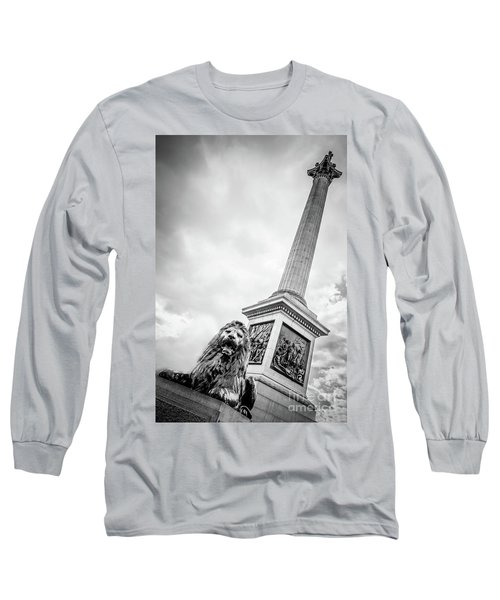 Horatio And The Lion Long Sleeve T-Shirt