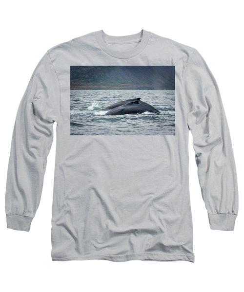 Humpback 7 Long Sleeve T-Shirt