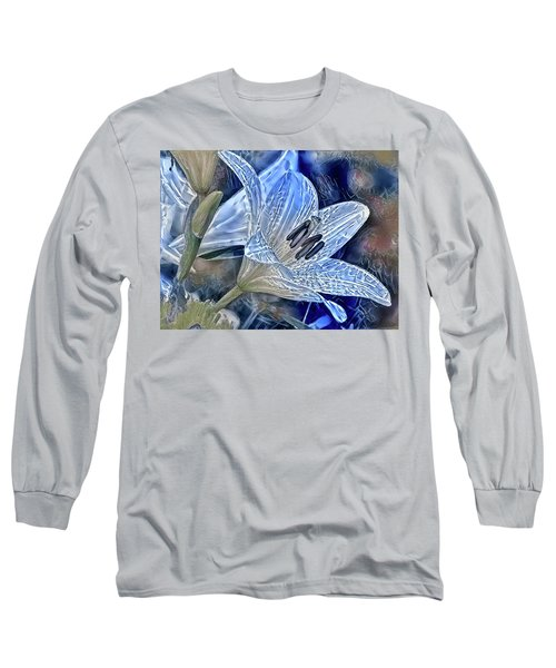 Ice Lily Long Sleeve T-Shirt