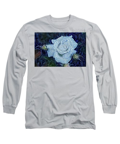 Ice Rose Long Sleeve T-Shirt