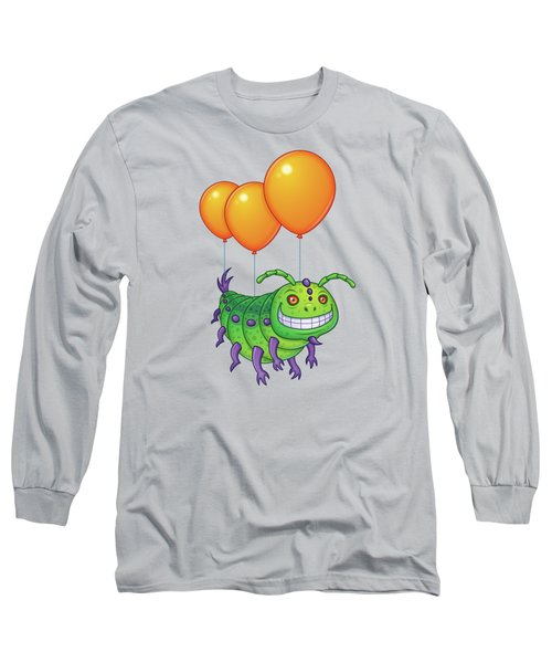 Impatient Caterpillar Long Sleeve T-Shirt