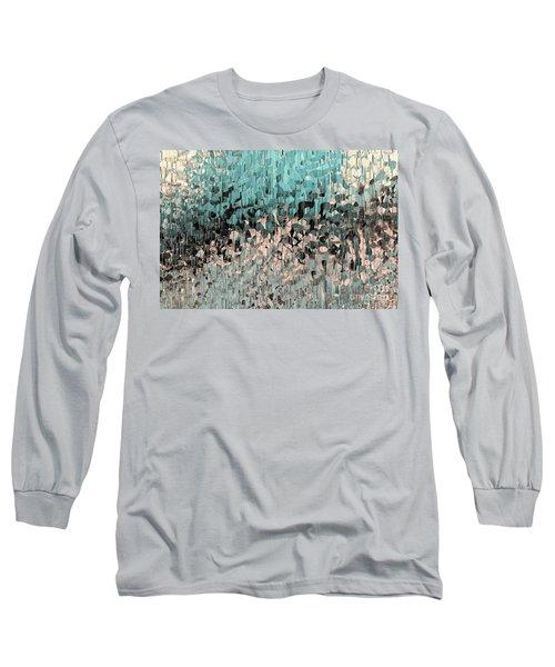 Isaiah 48 17. Walking In The Spirit Long Sleeve T-Shirt