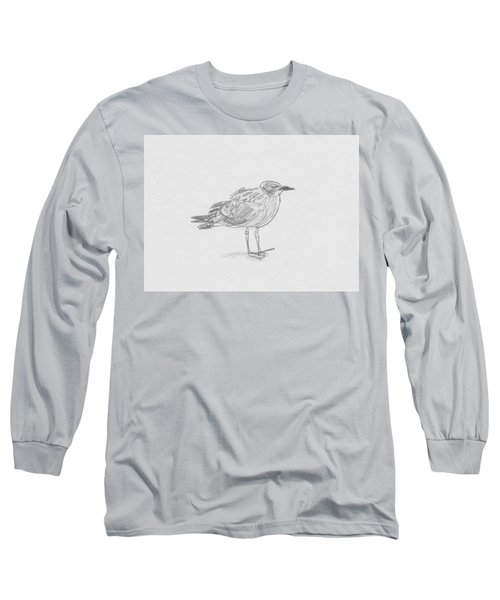 Kelp Gull Long Sleeve T-Shirt
