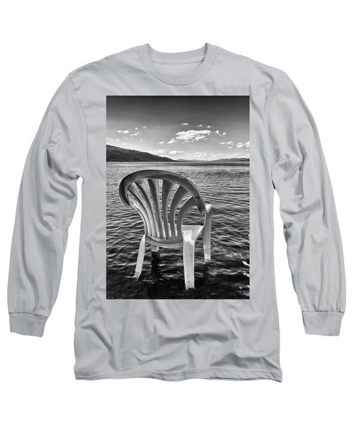 Lakeside Waiting Room Long Sleeve T-Shirt