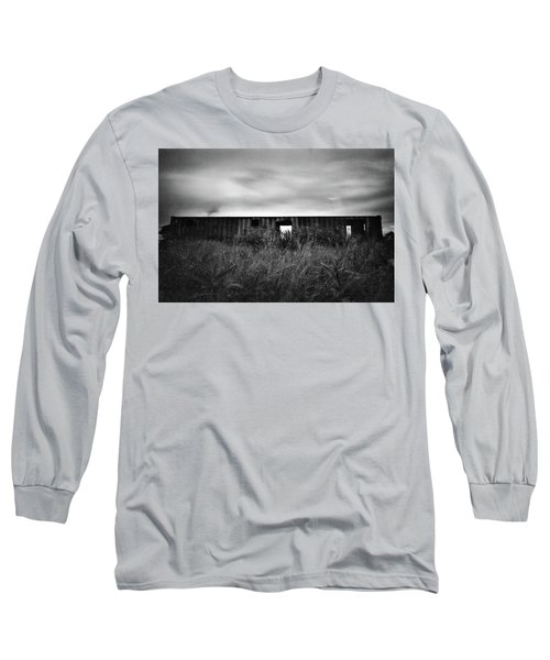 Land Of Decay Long Sleeve T-Shirt