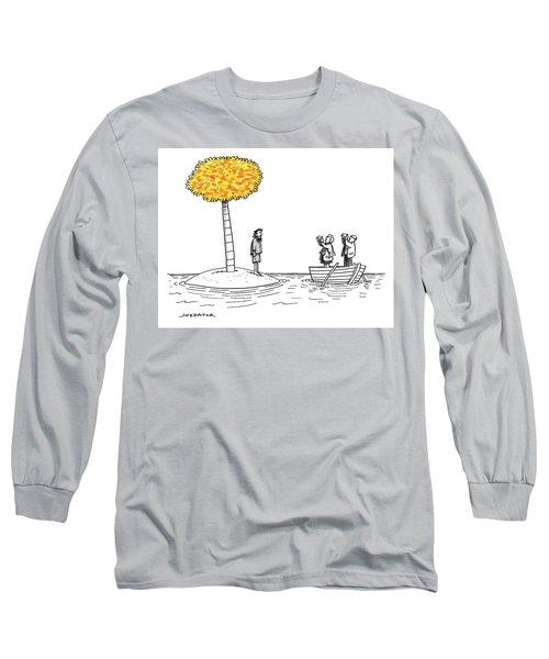 Leaf Peeping Long Sleeve T-Shirt