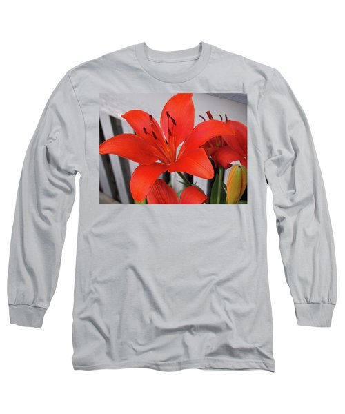 Lilixplosion 8 Long Sleeve T-Shirt