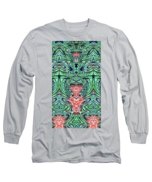 Liquid Cloth Long Sleeve T-Shirt