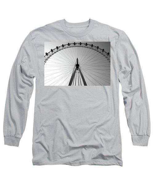 London_eye_i Long Sleeve T-Shirt
