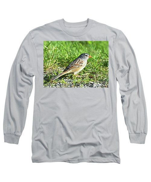 Looking For Food Long Sleeve T-Shirt