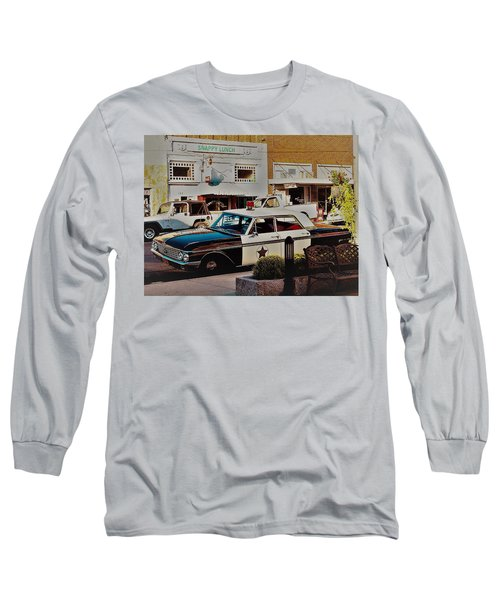 Lunch At Snappy Long Sleeve T-Shirt