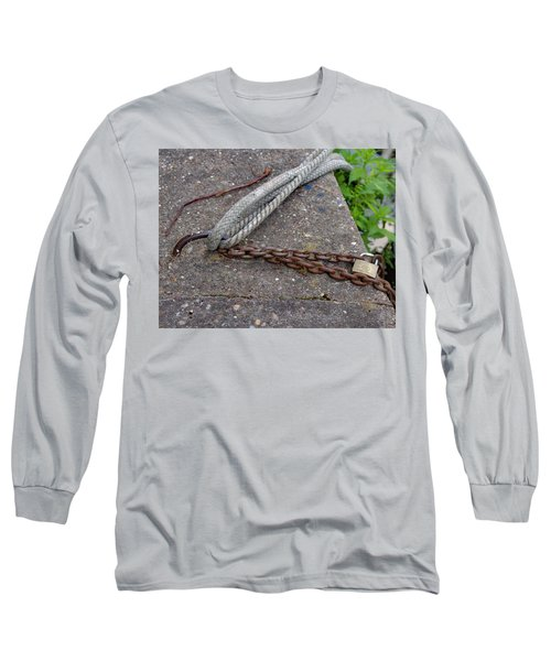 Made Safe Long Sleeve T-Shirt