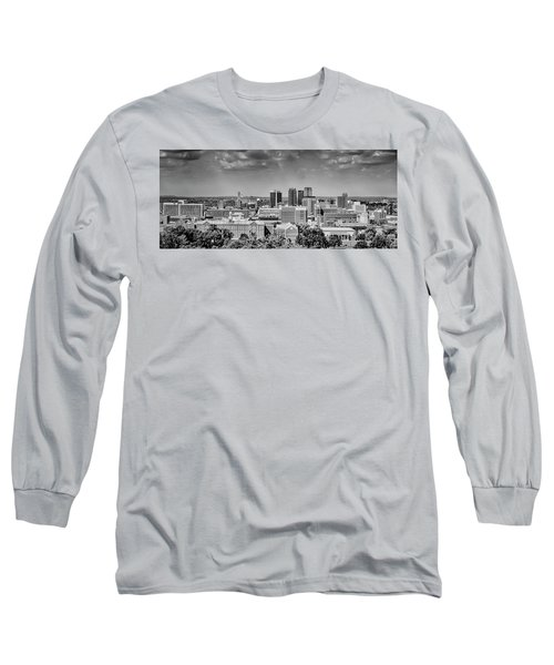 Magic City Skyline Long Sleeve T-Shirt