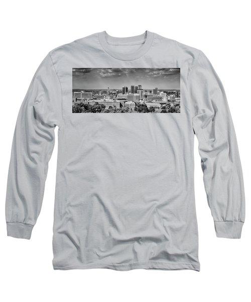 Magic City Skyline Long Sleeve T-Shirt
