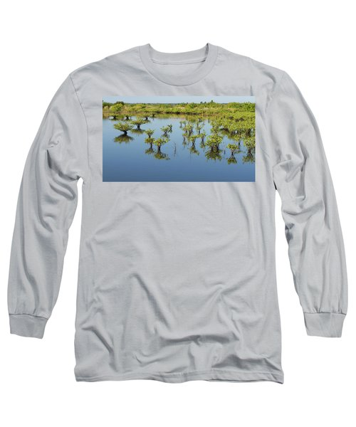 Mangrove Nursery Long Sleeve T-Shirt