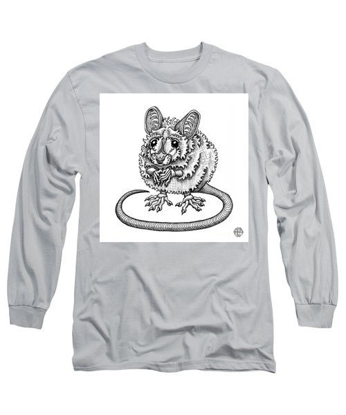 Meadow Jumping Mouse Long Sleeve T-Shirt