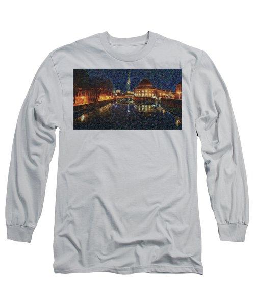 Mist Of Impressionism. Berlin. Long Sleeve T-Shirt
