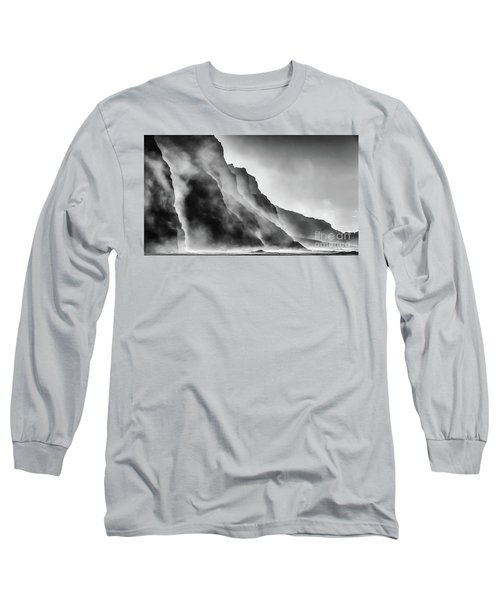 Mist On The Rocks Long Sleeve T-Shirt