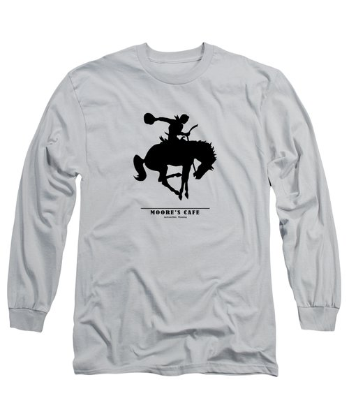 Moores Cafe Wyoming 1946 Long Sleeve T-Shirt