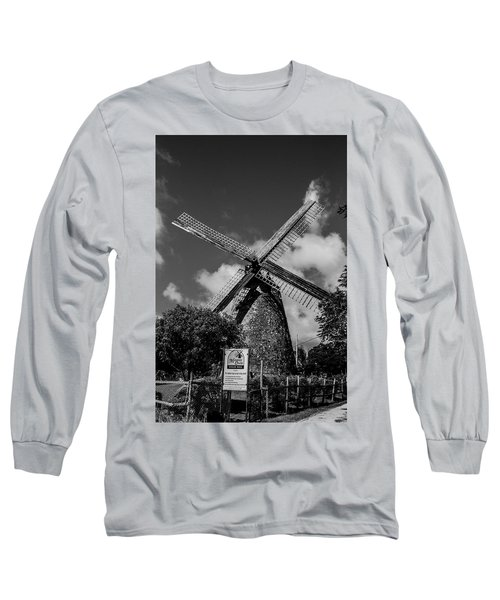 Morgan Lewis Mill 2 Long Sleeve T-Shirt