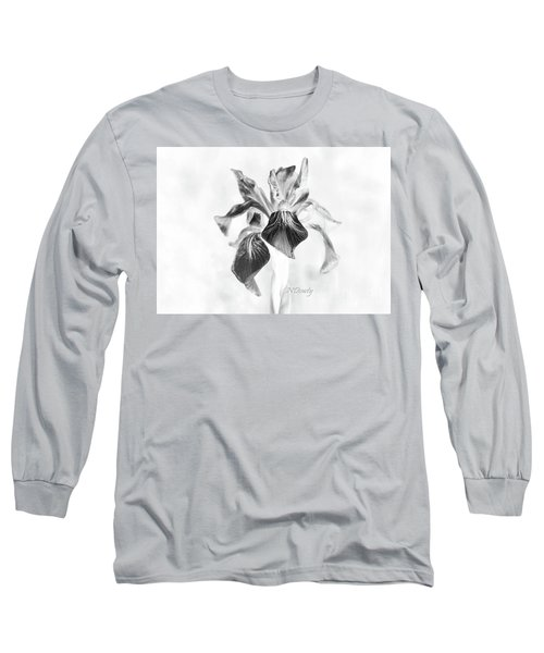 Mountain Lily Long Sleeve T-Shirt