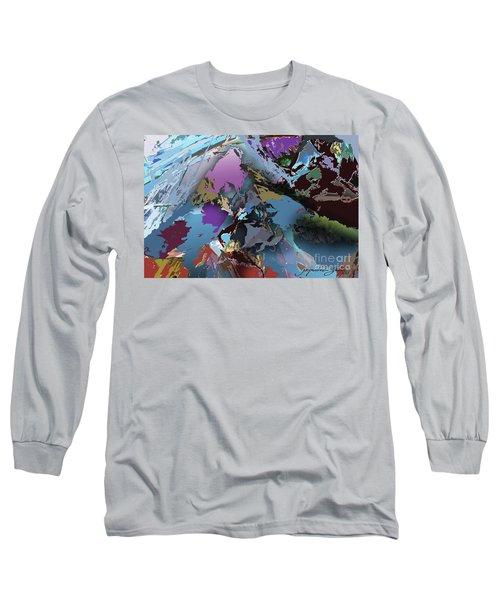Mountain Majesty Long Sleeve T-Shirt