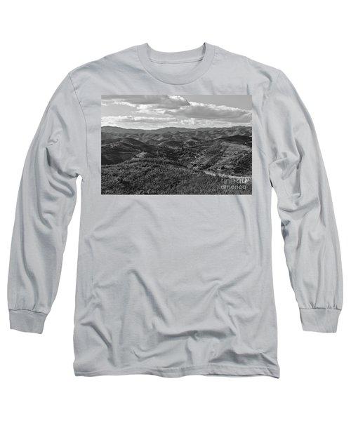 Mountain Paths Long Sleeve T-Shirt