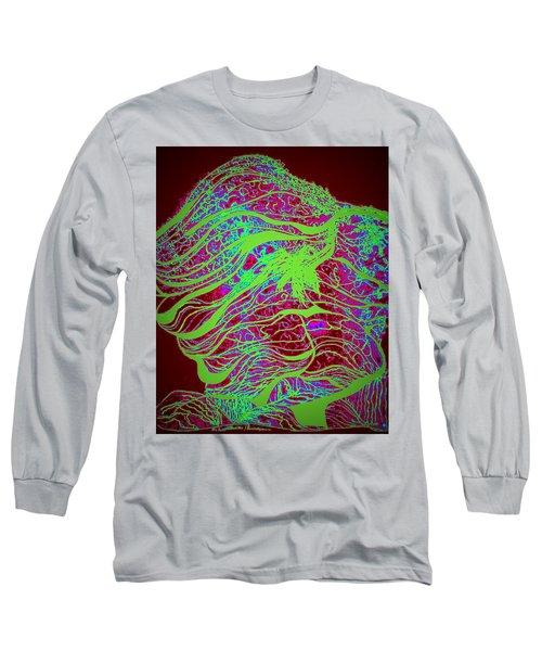 Mountainscape Mysteries Long Sleeve T-Shirt