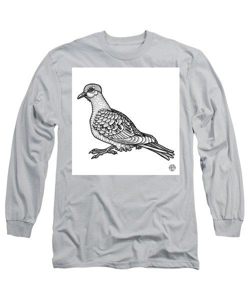 Mourning Dove Long Sleeve T-Shirt