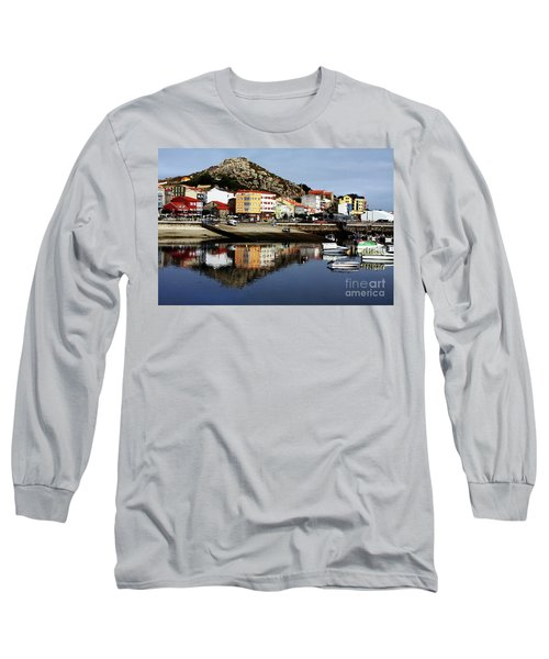 Muxia Camino Reflections Long Sleeve T-Shirt
