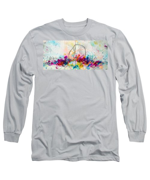 My Ben, Be Mine, All Mine Long Sleeve T-Shirt