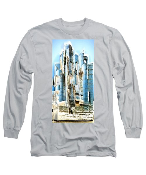 My Fortress Of Dancing Steel Long Sleeve T-Shirt