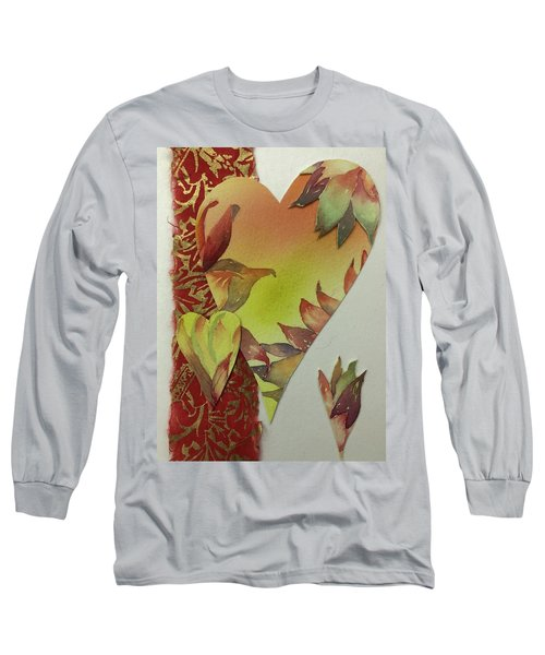 My Valentine Long Sleeve T-Shirt