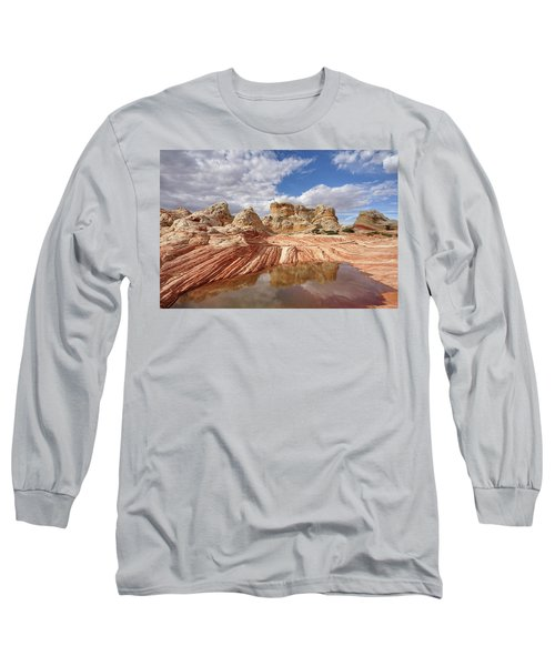 Natural Architecture Long Sleeve T-Shirt