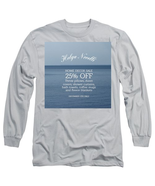 Nautical Offers Long Sleeve T-Shirt