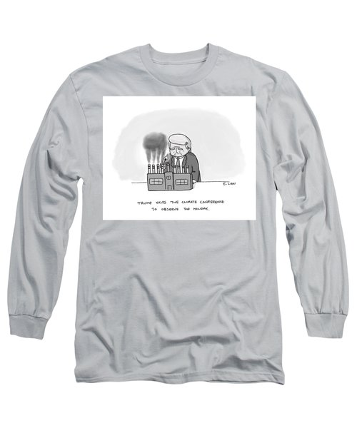 Observing The Holiday Long Sleeve T-Shirt