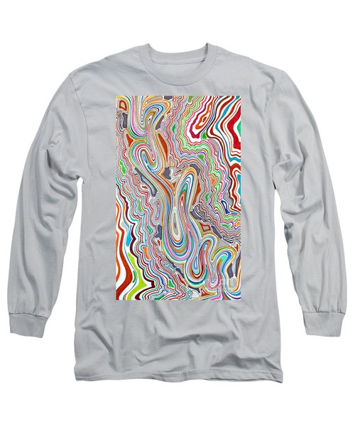Ode To The Seventies Long Sleeve T-Shirt